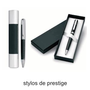 stylos de prestige et luxe
